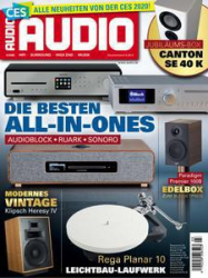 :  Audio Magazin März No 03 2020