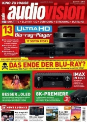 :  Audiovision  Magazin (Kino zu Hause) April No 04 2020