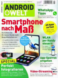 :  Android Welt Magazin Mai-Junil No 03 2020