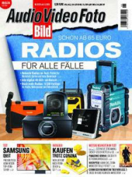 :  Audio Video Foto Bild Magazin Juni No 06 2020