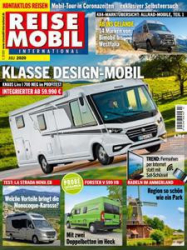 :  Reisemobil  International Juli No 07 2020