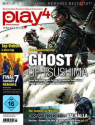 :  Play4 Das Playstation Magazin Juli No 07 2020