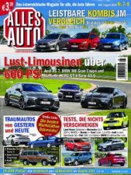 :  Alles Auto Magazin Juli-August No 07,08 2020