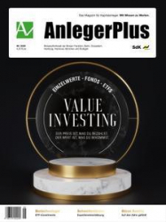 :  AnlegerPlus Magazin No 06 2020