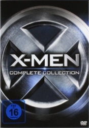 : X-Men Movie Collection (10 Filme) German AC3 microHD x264 - RAIST
