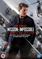 : Mission Impossible Movie Collection (6 Filme) German AC3 microHD x264 - RAIST