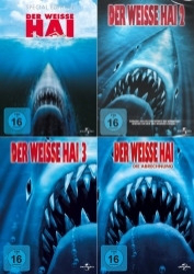 : Der weiße Hai Movie Collection (4 Filme) German AC3 microHD x264 - RAIST