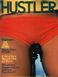 : Hustler Usa - April 1977