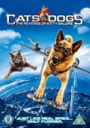 : Cats & Dogs 2 - Die Rache der Kitty Kahlohr 2010 German 1080p AC3 microHD x264 - RAIST