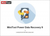 : MiniTool Power Data Recovery Technician v9.1 Build 29.10.2020 + WinPE