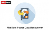 : MiniTool Power Data Recovery Business Technician 9.1 WinPE (x64)