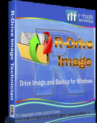 : R-Tools R-Drive Image OEM v6.3 Build 6309