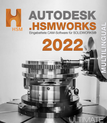 : Autodesk HSMWorks Ultimate 2022 (x64)