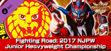 : Fire Pro Wrestling World Njpw Junior Heavyweight Championship-Plaza